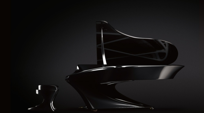 """""""The human piano"""": Il Governo di Budapest acquista i rivoluzionari pianoforti ideati dal pianista ungherese Gergely Bogányi"""