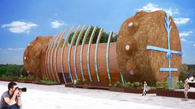 """Video """"Scopri #EXPO2015: architettura e sostenibilità"""""""