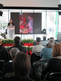 Zsófia Horváth, in rappresentanza di Carpathia Kft