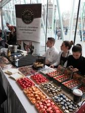 Szamos Marzipan – Degustazione di cioccolatini ripieni di marzapane