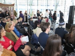 La conferenza stampa di presentazione del Padiglione Ungherese all'Expo Gate