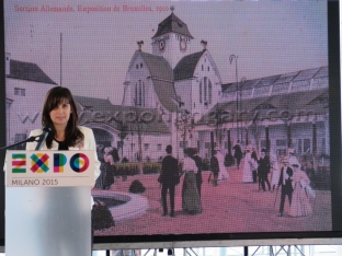 Zsófia Kiss, in rappresentanza di Carpathia Kft