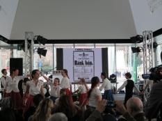 "Danza dei bambini dell'associazione culturale ""Magyar Ház – Casa Ungherese"""