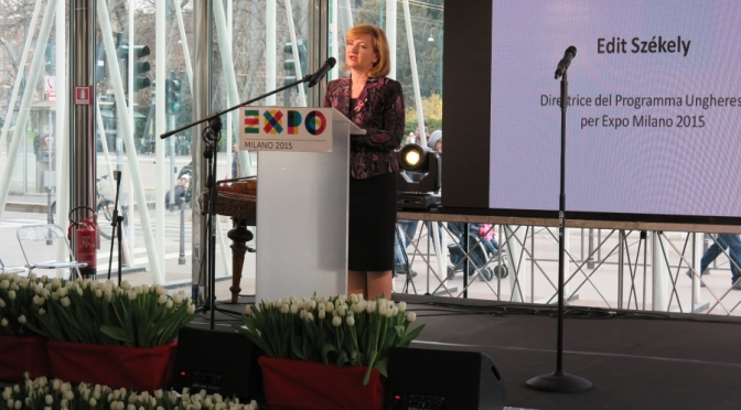"""Presentazione del Padiglione """"Giardino della Vita"""" all'Expo Gate"""