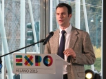 Stefano Acbano, Participants Program Manager di Expo 2015