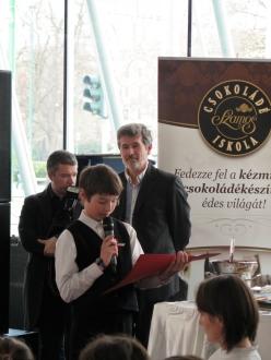 "I bambini dell'associazione culturale ""Magyar Ház – Casa Ungherese"" di Cocquio Trevisago (Va)"