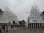 Expo Gate - esterno giorno