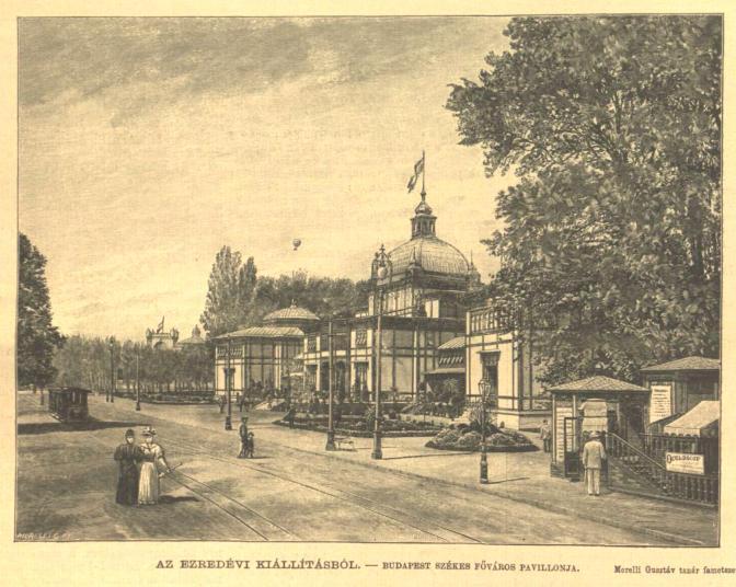 Expo, i Padiglioni Ungheresi nella storia e l'Esposizione di Budapest del 1896