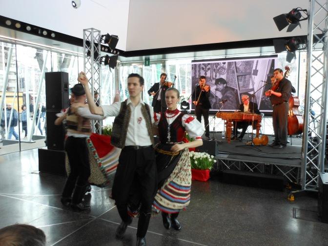 "Video della tv di stato ungherese sul ""Weekend Ungherese"" all'Expo Gate"