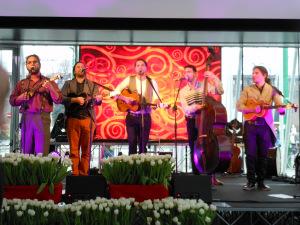 Tamburocket – Concerto del gruppo musicale Söndörgo Band