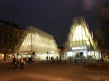 Expo Gate - esterno notte