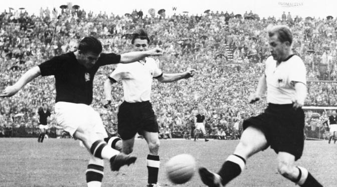"""""""Storie di Campioni"""": Federico Buffa racconta la leggenda del calcio ungherese Ferenc Puskás"""