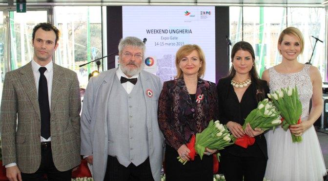 Weekend dei Partecipanti a Expo 2015: L'Ungheria si presenta
