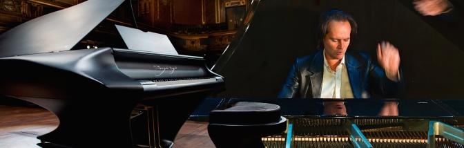 """""""The Human piano"""" a Milano: A Palazzo Cusani il pianista ungherese Gergely Bogányi suonerà l'innovativo pianoforte di sua invenzione"""