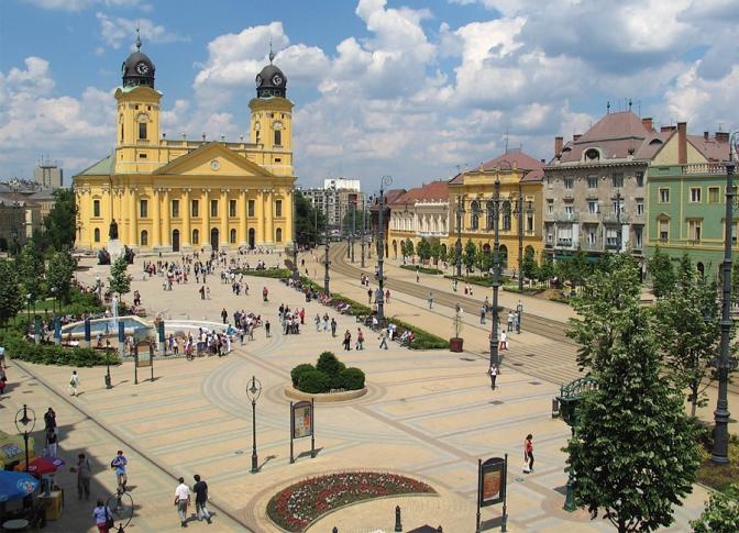 WIzz Air: Nuova rotta da Bergamo Orio al Serio a Debrecen