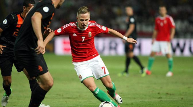 Calcio-mercato: L'ungherese Balázs Dzsudzsák è nel mirino di Lazio e Inter