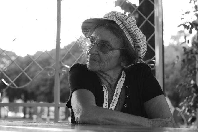 """""""Ágnes Heller per un'etica della bontà"""" a Mantova: Ornella Crotti parla della filosofa ungherese che nel 2010 fu ospite del Festivaletteratura"""