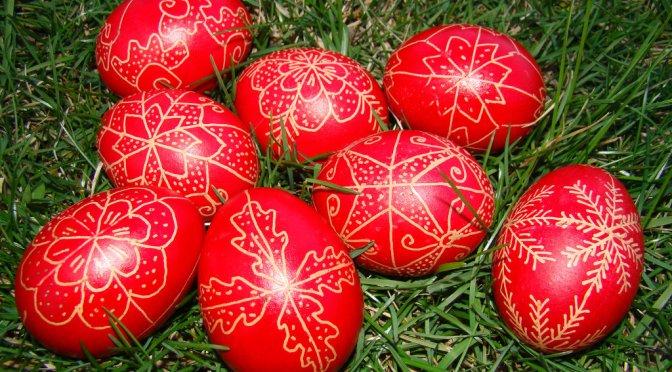 Kellemes Húsvéti Ünnepeket! (Buona Pasqua!)