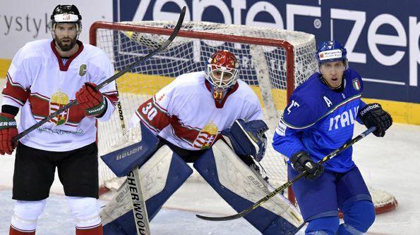 Hockey ghiaccio, Mondiali I Divisione 2015: Prima sconfitta per l'Italia, battuta dall'Ungheria