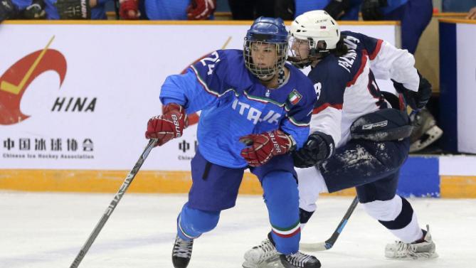 Hockey ghiaccio, Mondiali Donne I Div. 2015: Italia e Ungheria ottengono la salvezza