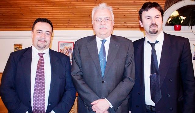 Il Dipartimento Italiano della Camera di Commercio di Budapest incontra il nuovo Ambasciatore d'Ungheria a Roma