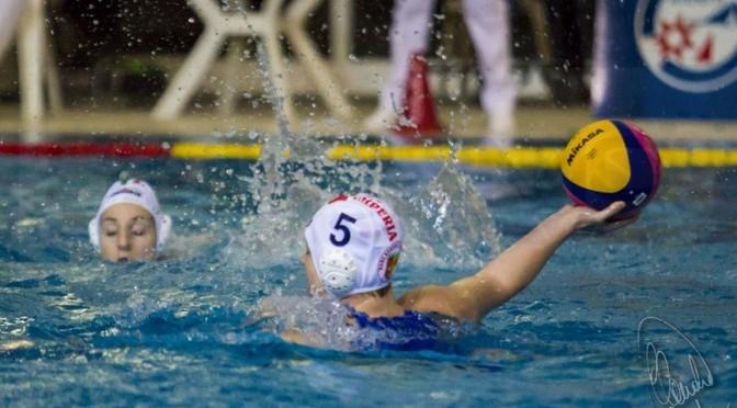 Coppa LEN di Pallanuoto Femminile: Questo weekend torna il grande sport a Imperia
