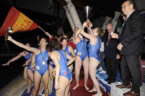 Coppa LEN di Pallanuoto Femminile: A Imperia la Mediterranea si aggiudica l'importante trofeo internazionale