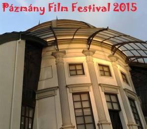Pázmány Film Festival 2015