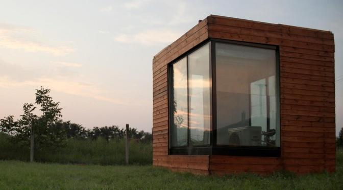 Green building: La casa d'acqua dell'architetto ungherese Mátyás Gutai