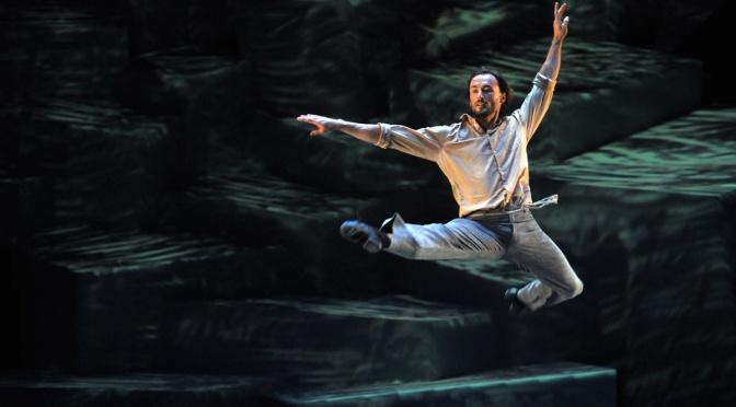 """""""Zorba"""" al Teatro Verdi di Pisa: Sirtaki e linguaggio contemporaneo per lo Zorba della compagnia ungherese Balletto Győr"""