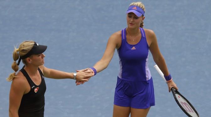 """Tennis """"Internazionali BNL d'Italia"""" 2015: La coppia ungherese-francese Babos-Mladenovic in finale a Roma"""
