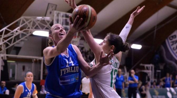 EuroBasket Women 2015: Le azzurre sconfitte in amichevole a Roma dall'Ungheria