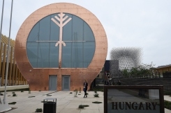Cerimonia di apertura del Padiglione Ungherese - 1 maggio 2015