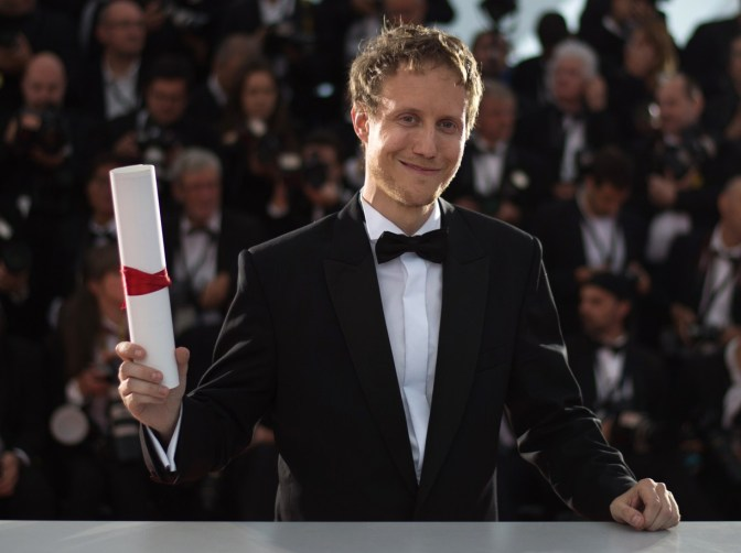 Cannes 2015: I giornalisti italiani intervistano il cineasta ungherese László Nemes
