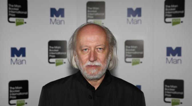 Man Booker Prize 2015: Lo scrittore ungherese László Krasznahorkai è il vincitore della sezione internazionale del prestigioso premio letterario