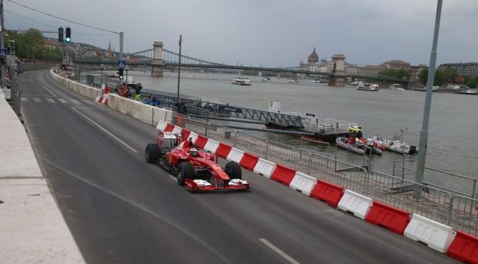 """""""Nagy Futam"""" 2015: Ferrari e Red Bull protagoniste a Budapest"""