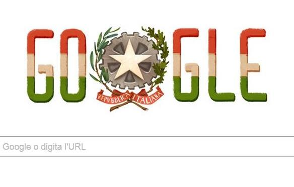 Festa della Repubblica Italiana: Google celebra l'avvenimento col tricolore ungherese