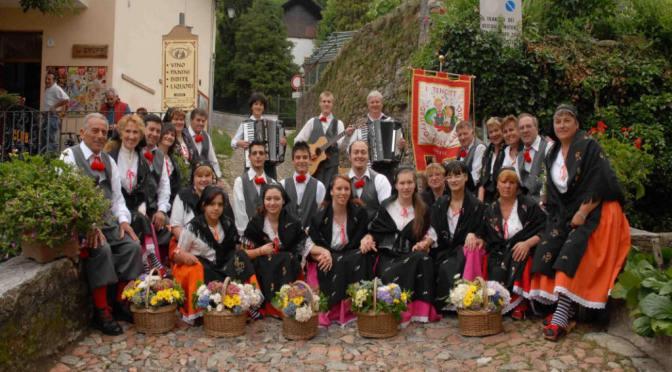 Eventi a Cunardo: Anche l'Ungheria ospite del Festival Internazionale del Folklore
