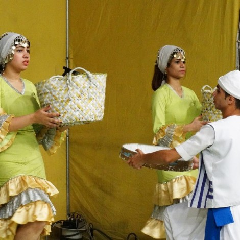 "Festival Internazionale del Folklore di Cunardo 2015 - ""Port Said Troupe"" di Port Said (EGITTO)"