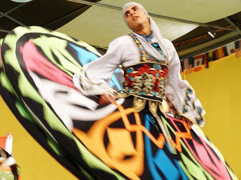 """Festival Internazionale del Folklore di Cunardo 2015 - """"Port Said Troupe"""" di Port Said (EGITTO)"""