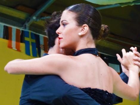 """Festival Internazionale del Folklore di Cunardo 2015 - """"Estampas Argentinas"""" di Devoto (ARGENTINA)"""