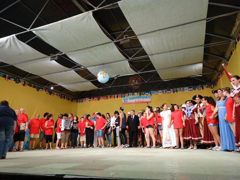 Festival Internazionale del Folklore di Cunardo 2015